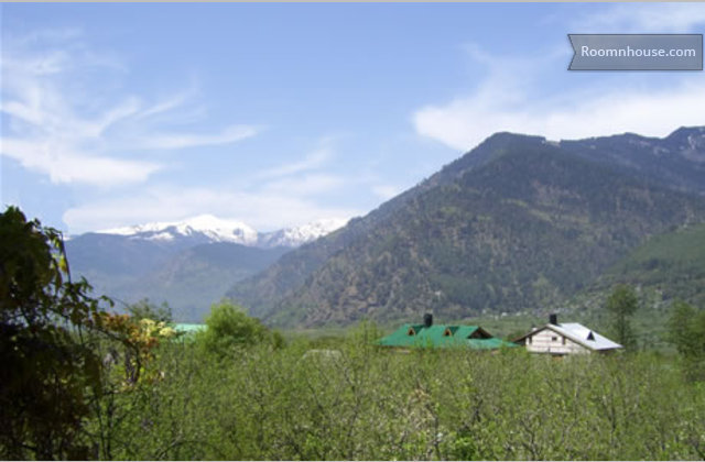 Luxurious Family Cottage In Manali}
