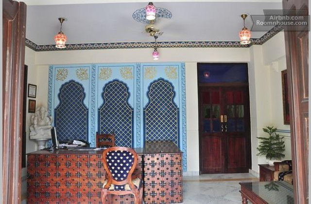 A Heritage Homestay In Jaipur}
