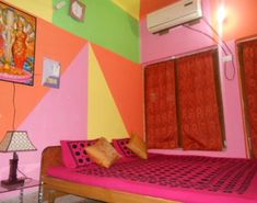 Colourful Rooms
