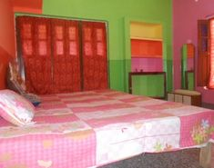 Colourful Accomodations
