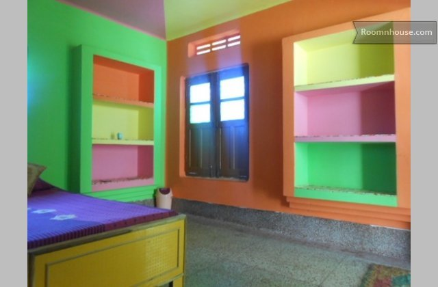 Colourful Accomodations}