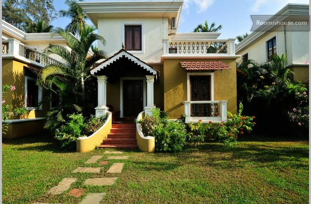 3 Bhk Villa Centrally Located In North Goa}