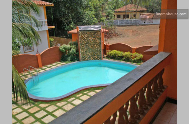 Holiday Home In Candolim }