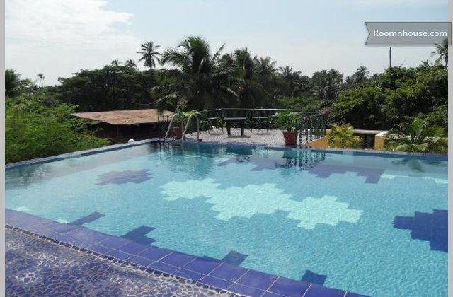 2bhk Boutique Luxury Villa Fully Furnished With Terrace Top Swimming Pool @ Calangute}
