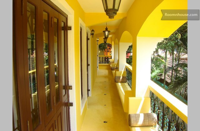 3bhk Boutique Luxury Villa Fully Furnished With Terrace Top Swimming Pool @ Calangute}