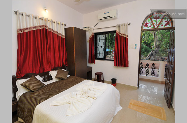 Double Occupancy A/C Rooms At Calangute}