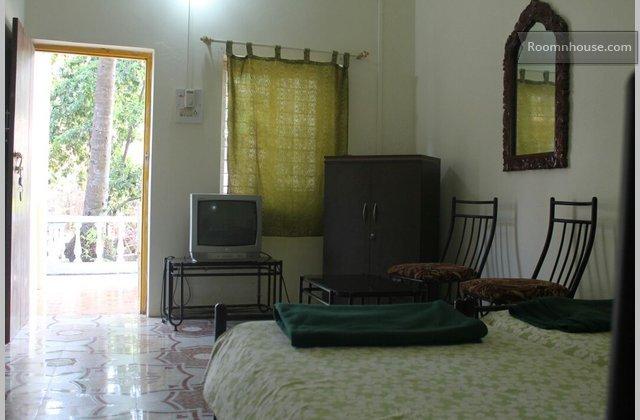 A/C Cottage @ Anjuna}