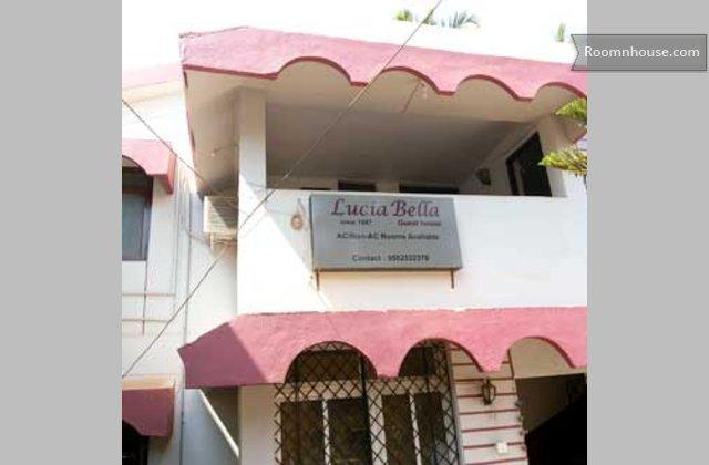 Guest House @Baga Beach}
